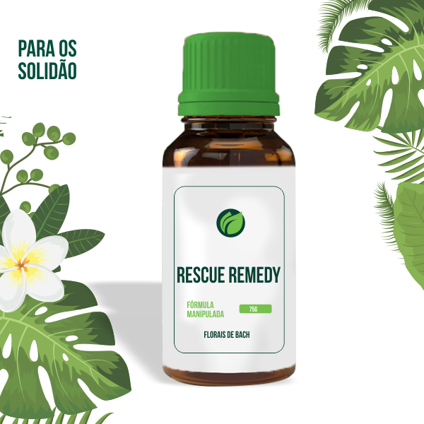 RESCUE REMEDY -  30ml