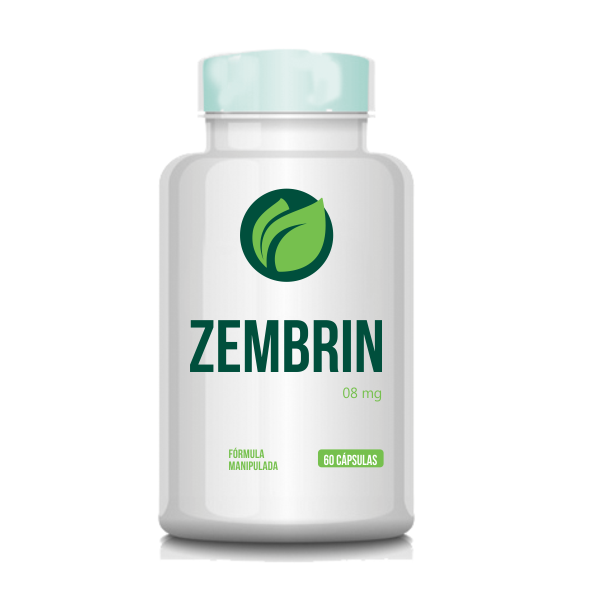 Zembrin 8mg - 60 cáps